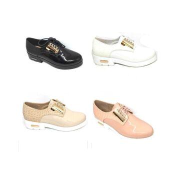 Damen Halbschuh Freizeit Schuhe Halbschuhe Schuh nur 12,90 Euro