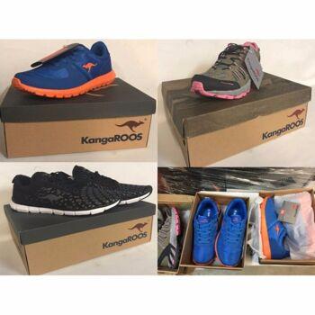 Sportschuhe Laufschuhe Sneaker Markenschuhe Puma Adidas Kangaroos Reebok