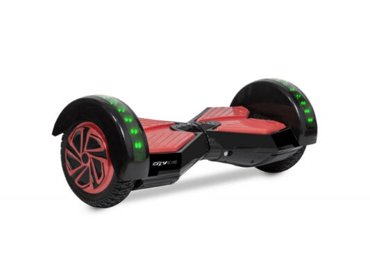 Goclever Cityboard SX8 schwarz Balance Board E-Board SUV 8 Zoll Elektroboard Electro Board