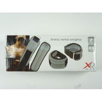 12-6552075, Gewichts Manschetten 0,5kg 2er Set, aus hochwertigem Neopren Material