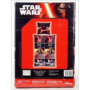 28-650999, Bettwäsche Star Wars 2-teilig, Bettbezug, Kopfkissen