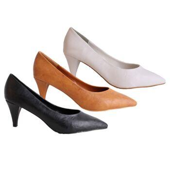 Damen Pumps Schuhe Shoes Absatz Schuhe Damenschuhe Sommer -  4,39 Euro