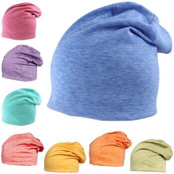 Beanie Mütze Pastell