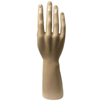 Hand Display, hautfarben, 30cm