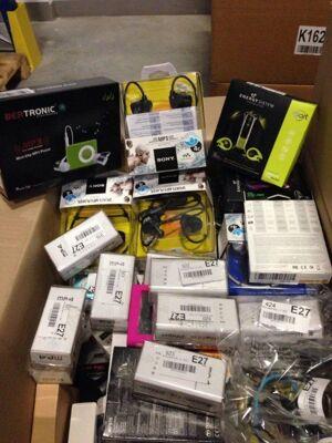 MP3 Player in Mischkartons: Apple, Sony, Pioneer, Onkyo, Philips, Samsung, SanDisk u.v.a.