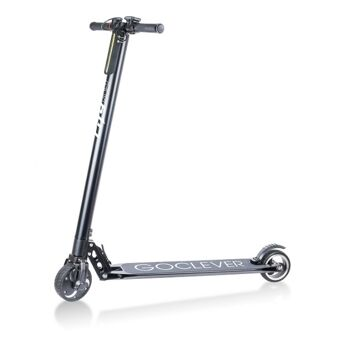GoClever City Rider Roller Elektro Scooter black