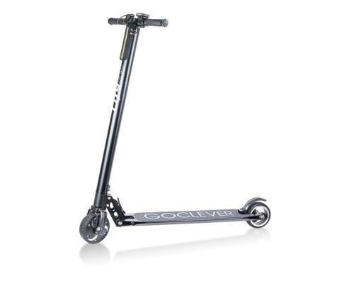 GoClever City Rider Roller Elektro Scooter black