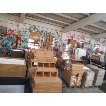 Möbel von Versandhäusern ca. 80 m³