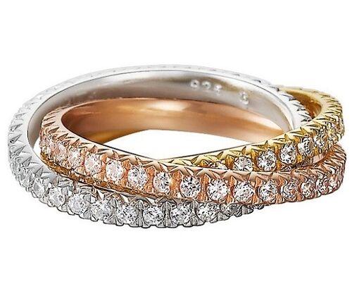 Esprit Ring ESRG91885A Gr. 17