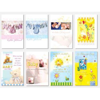 12-992500, Karten zur Geburt Freudiges Ereignis Geschenkkarten, Glückwunschkarten, Geschenkkarte