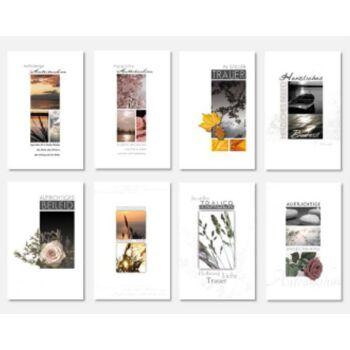 12-993049, Trauerkarten  Karten Trauer