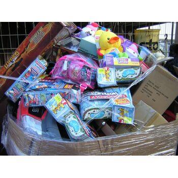 NEUER Posten Mix Spielzeug Spielwaren Paletten viele Marken Waren Retouren garantiert ungeprüft vom Discounter