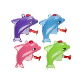 21-4534, Wasserpitole Delphin, Watergun Delfin