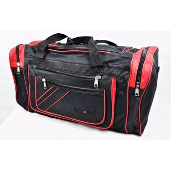 Sporttasche Reisetasche Fitnesstasche Tragetasche 55 x 23x 26 cm Nr.1