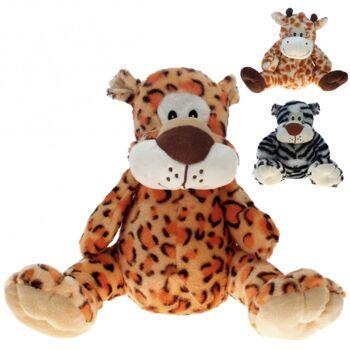 10-122880, Plüsch Wildtiere 60 cm, Plüschtiere, Waldtiere, Zootiere