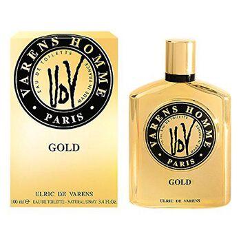 Mixposten Parfüm Eau de Toilette Herren Damen Unisex Parfum/Eau de Parfume for Men and Woman/ ULRIC DE VARENS HOMME SILVER  / NUR Export - deutscher Hersteller - Made in Germany - 1A Ware/  B Ware ! Euro-1 Ware!