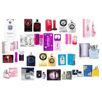 Deutsch Parfüm / Mixposten Parfüm Eau de Toilette Herren Damen Unisex Parfum/Eau de Parfume for Men and Woman / deutscher Hersteller - Made in Germany - 1A Ware/  B Ware ! Euro-1 Ware!