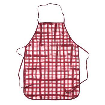 28-914984, Küchenschürze 50 x 75 cm aus Baumwolle, Latzschürze, Kochschürze, Kochen, Backen, Grillschürze, usw