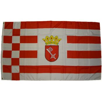 Flagge  Bremen  250 x 150 cm