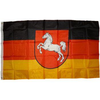 Flagge  Niedersachsen  90 x 150 cm