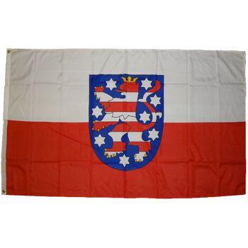 Flagge  Thüringen  250 x 150 cm