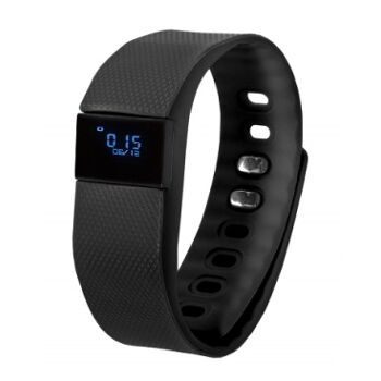 GoClever Smart Band Black Bluetooth Armband WiFi Art.-Nr.: GCWSBB