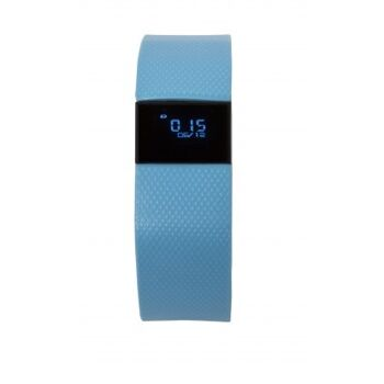 GoClever Smart Band Blue Bluetooth Armband WiFi