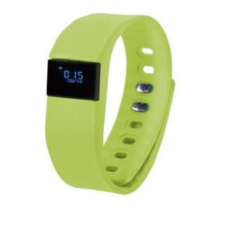 GoClever Smart Band Green Bluetooth Armband WiFi