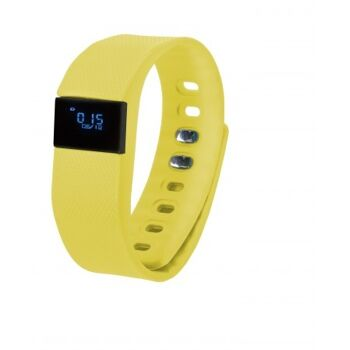 GoClever Smart Band Yellow Gelb Bluetooth Armband WiFi