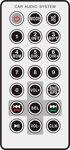 Vordon HT896B Bluetooth DIN Autoradio 4x60W USB MP5 SD