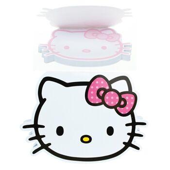 27-44305, Hello Kitty Classic Notizblock 80 Blatt, Schreibblock