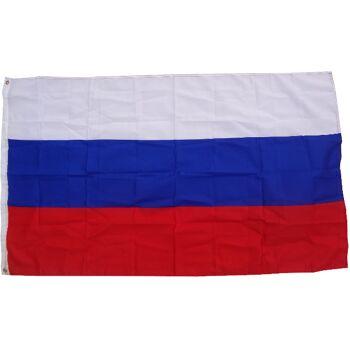 Flagge  Russland  90 x 150 cm