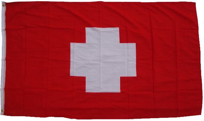 Flagge  Schweiz  90 x 150 cm