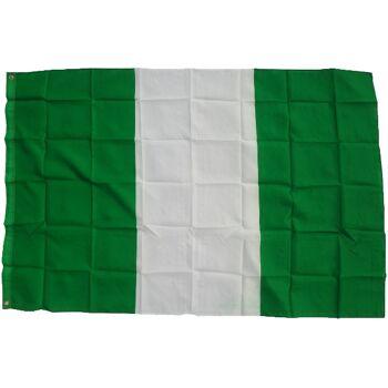 Flagge  Fahne Nigeria Nigerien  250 x 150 cm