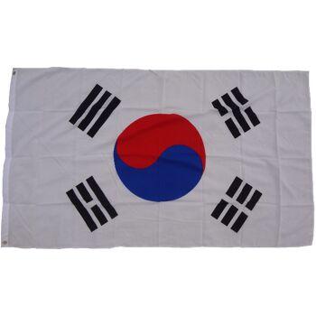 Flagge  Fahne Südkorea  250 x 150 cm