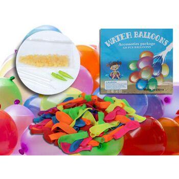 Wasserbomben Luftballons Wasser Bomben Luft Ballon Wasserballon bunt nur 0,35 Euro
