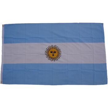 XXL Flagge  Argentinien  250 x 150 cm