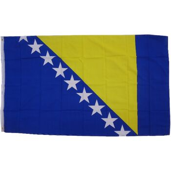 XXL Flagge  Fahne Bosnien-Herzogowina  250 x 150 cm
