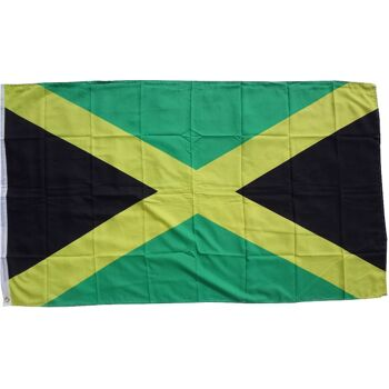 XXL Flagge  Jamaika  250 x 150 cm