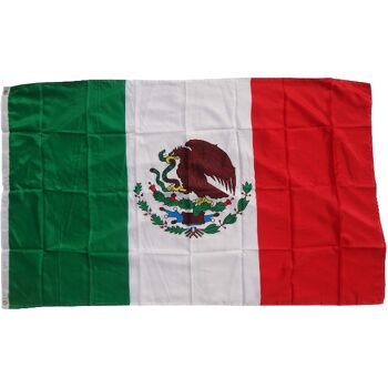XXL Flagge  Mexiko  250 x 150 cm