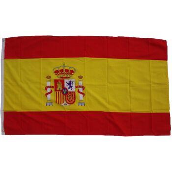 XXL Flagge  Spanien  250 x 150 cm