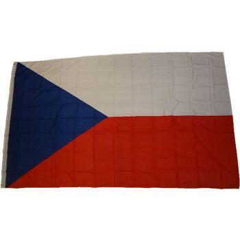 Flagge Tschechien 90 x 150 cm
