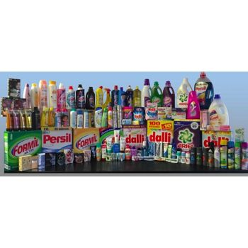 Schmirgelpapier, Haushaltshelfer, Reinigungsmittel