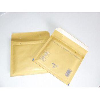 Luftpolster-Versandtasche DVD/CD- Größe 175x165mm