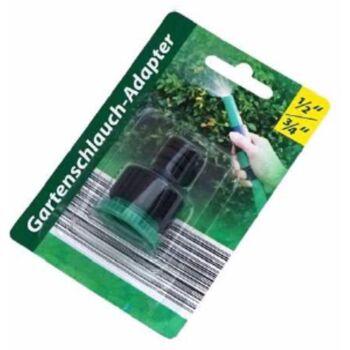 12-1102626, Gartenschlauch-Adapter Hahnstück ½
