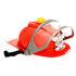 28-149630, Polizei Helm, Feuerwehr Helm, mit Visier, Sound und Licht, Polizeihelm und Feuerwehrhelm