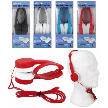 27-45792, Stereo Kopfhörer in Box, für Handy, Tablet und MP3-Player