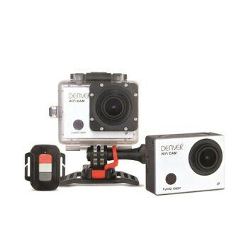 DENVER ACT-5030W FullHD Action Cam Sportkamera wasserdicht