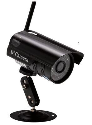 Denver IPO-1320 IP Cam Überwachungskamera Outdoor Security Einbruchsicherheit