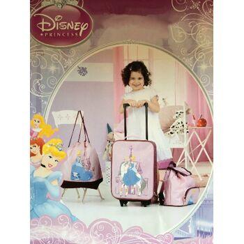 Disney Kinder-Reisekoffer Set  / Reise-Trolley  3 teilig